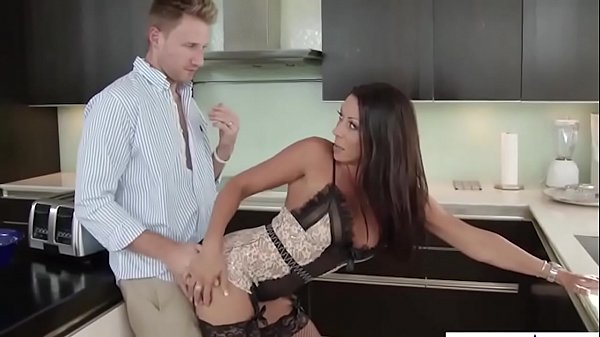 son forces beautiful mom porn video